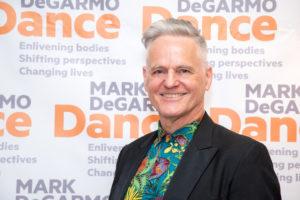 Headshot of MDD board member Mark DeGarmo.