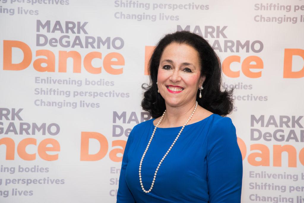 Headshot of MDD board member Marianne Egri.